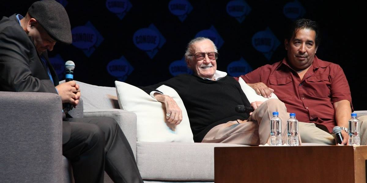 Stan Lee creará un superhéroe latino