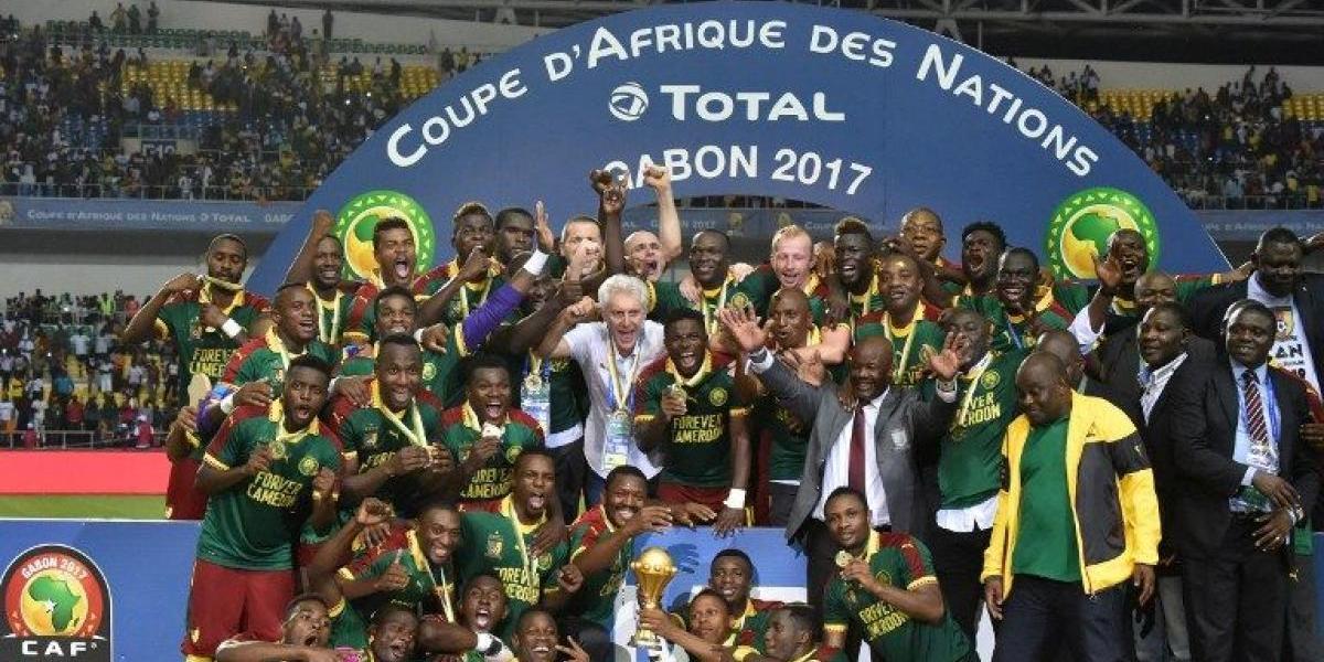 Camerún se preparará para enfrentar a Chile con amistoso ante Colombia