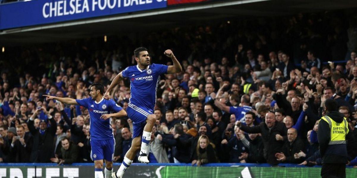 Chelsea golea en casa y comienza a probarse la corona de la Premier League