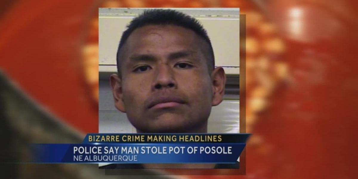 Hombre quedará en libertad tras robar el pozole de su mamá