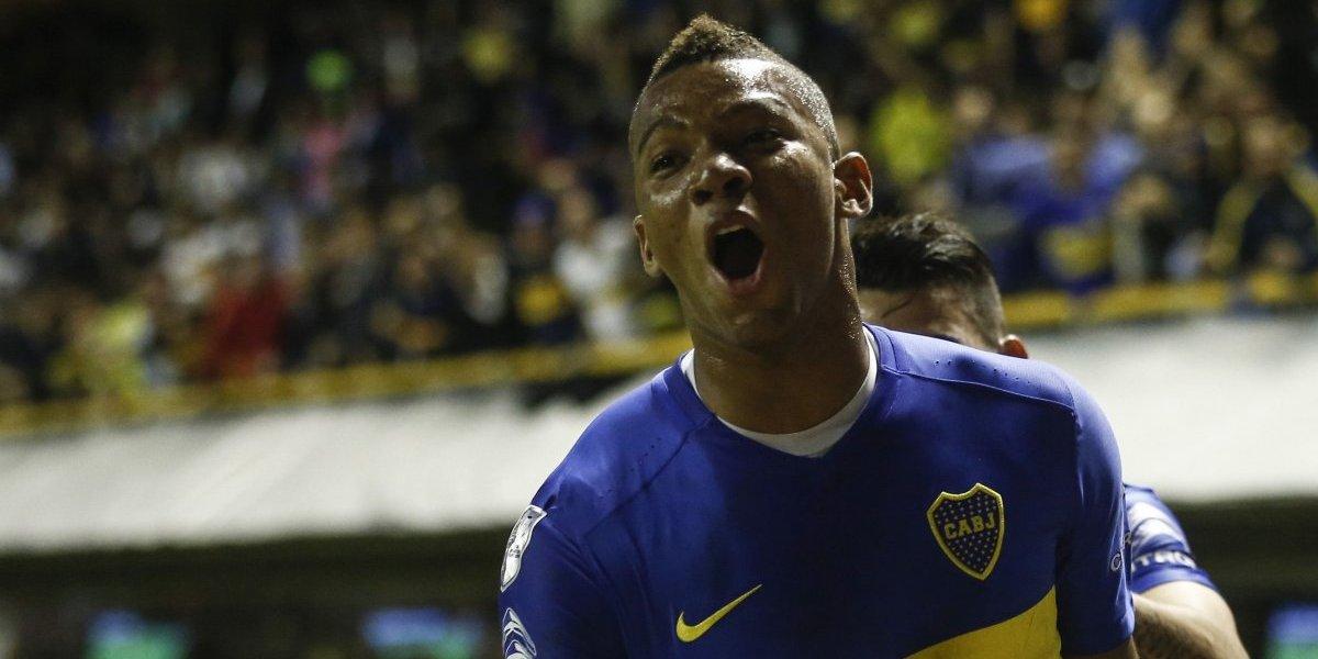 Sin Cardona, Boca aspira seguir mandando en Argentina, frente a Racing