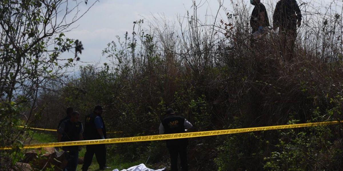 Adolescente es asesinada en Pinares del Norte, zona 18