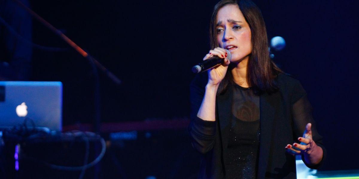 Julieta Venegas regresa a Chile en un concierto íntimo