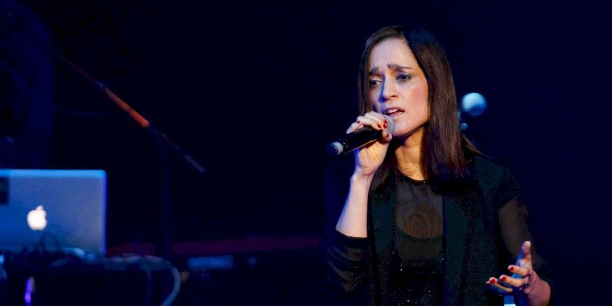 Julieta Venegas anuncia gira por Chile con un concierto más íntimo