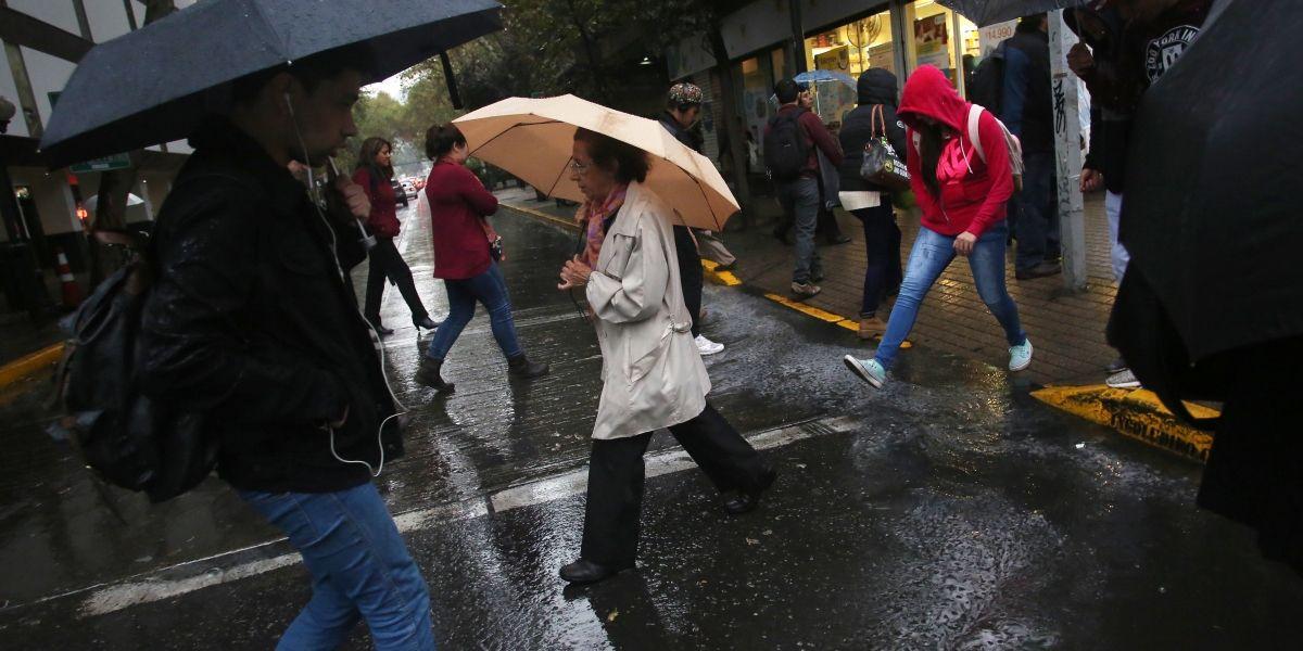 Declaran alerta temprana preventiva en Atacama y Coquimbo por lluvias
