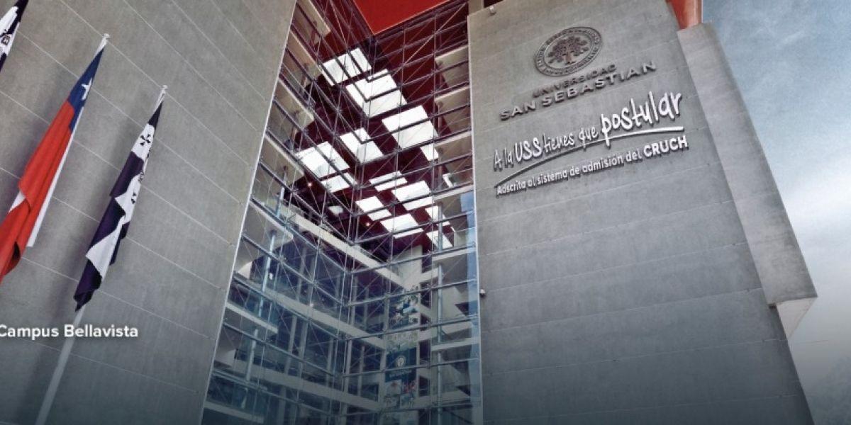 Universidad San Sebastián se incorpora al Sistema Único de Admisión del CRUCH