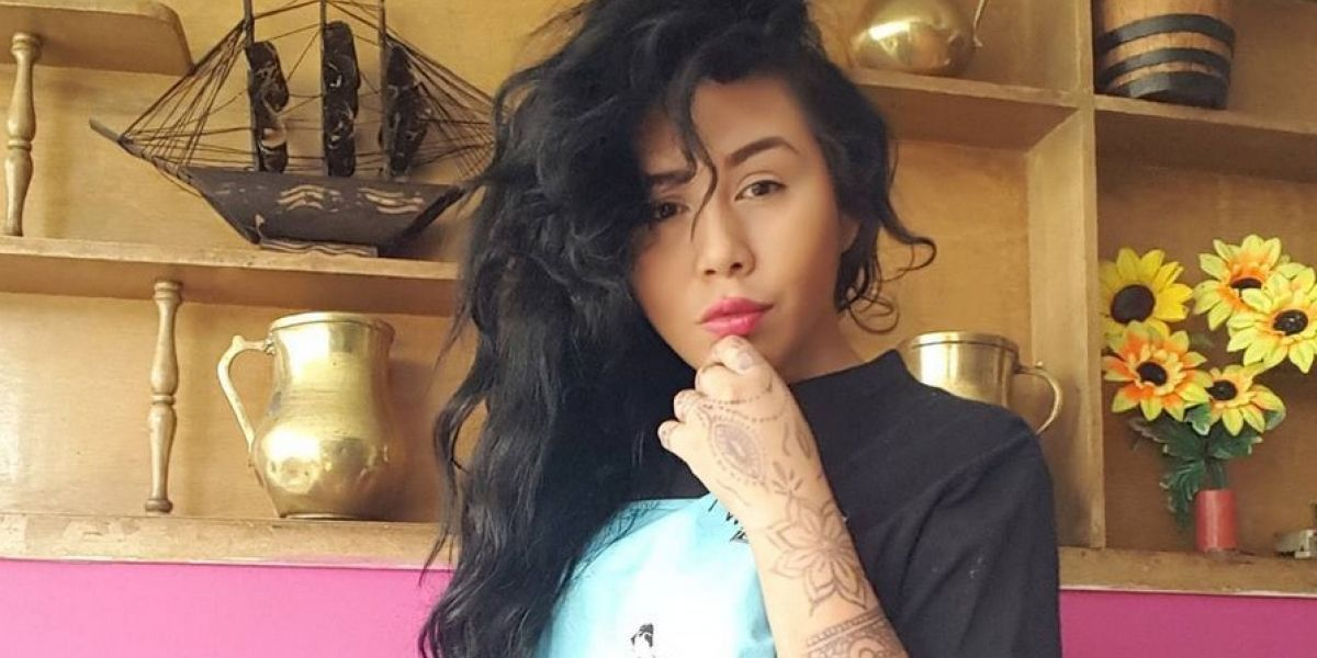 El cambio de look de Yina Calderón