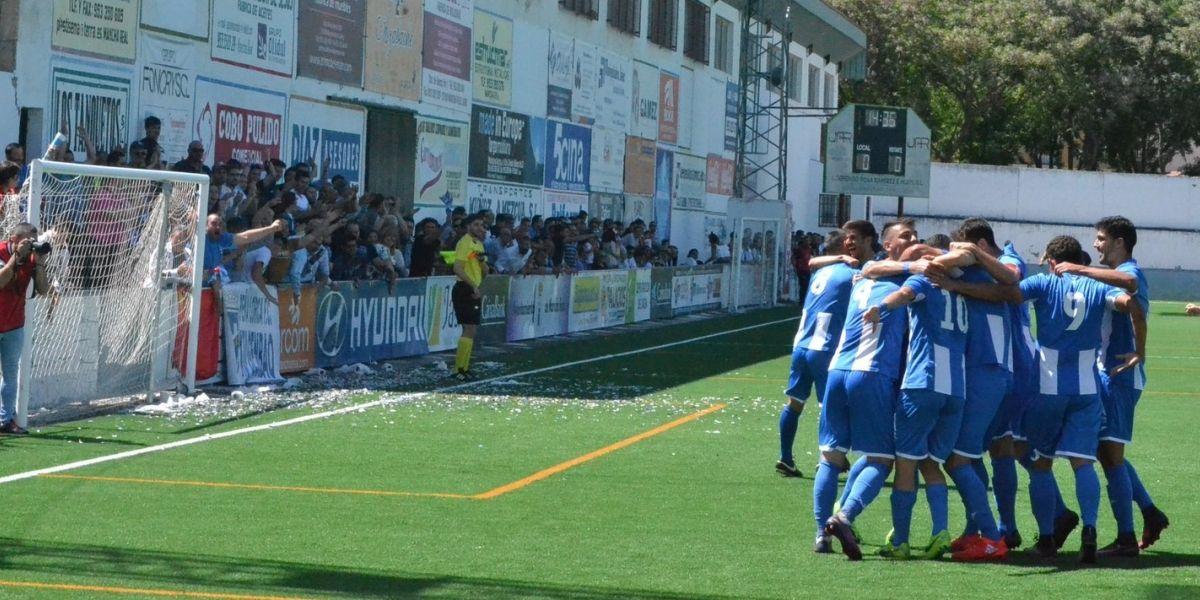 El histórico gol del Pepe Rojas en Lorca de España