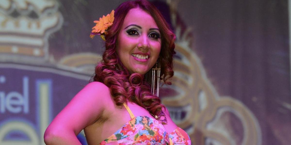 Lesly Renata, la nueva Miss piel Canela Guatemala
