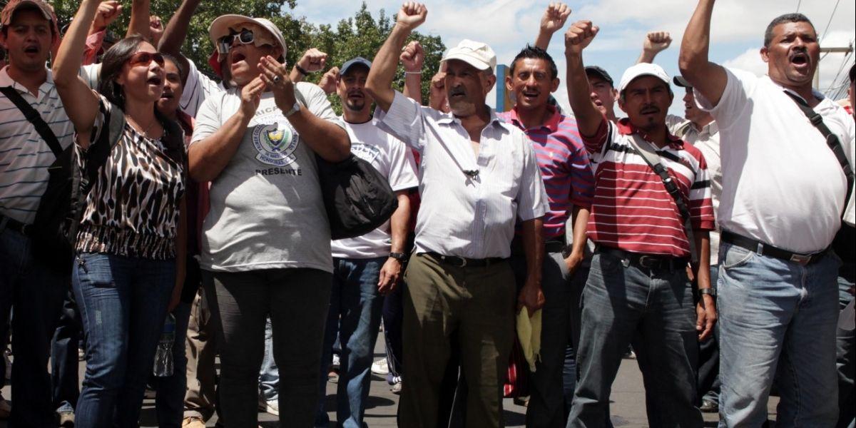 Profesores anuncian paro en Bogotá para la próxima semana