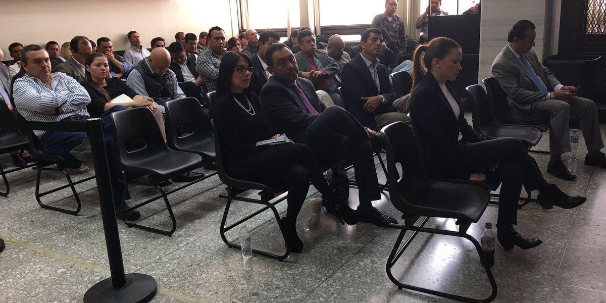 """Juez Miguel Gálvez acepta los pedidos de la defensa en """"Cooptación"""""""
