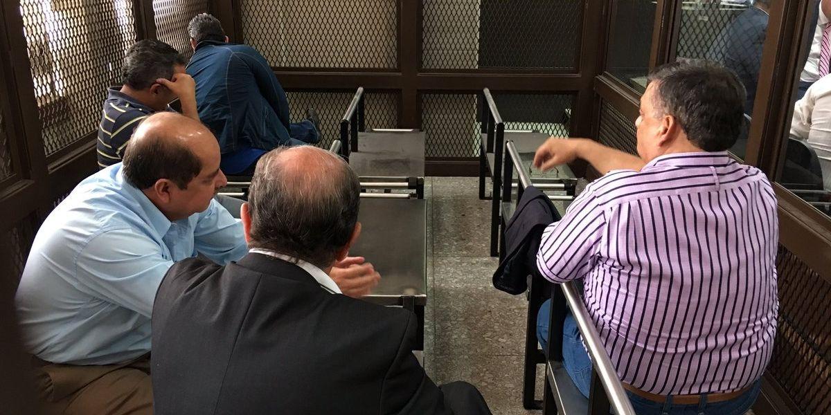 Exdiputados Rabbé, Herrera y Mijangos piden su libertad