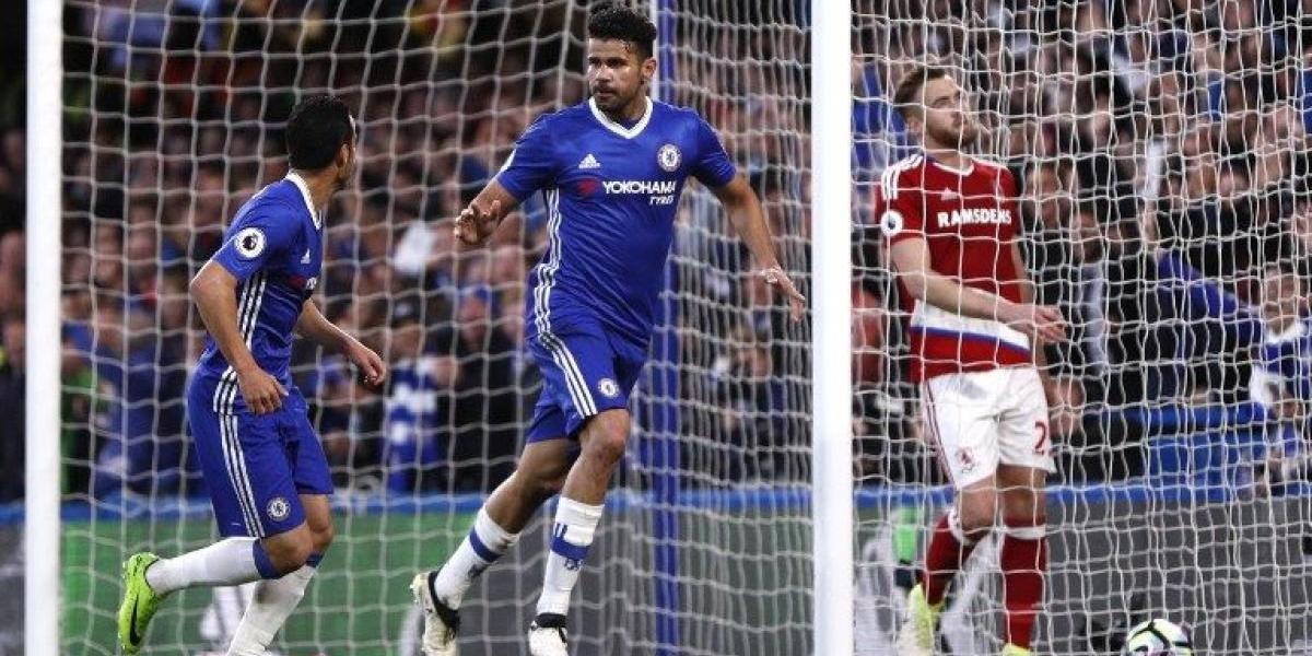 El Chelsea se queda a un paso del título en la Liga Premier