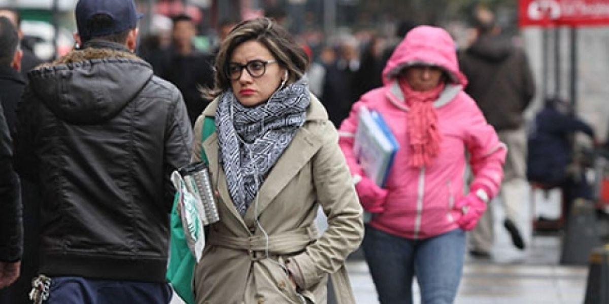 Continuará ambiente frío y vientos fuertes en el norte del país