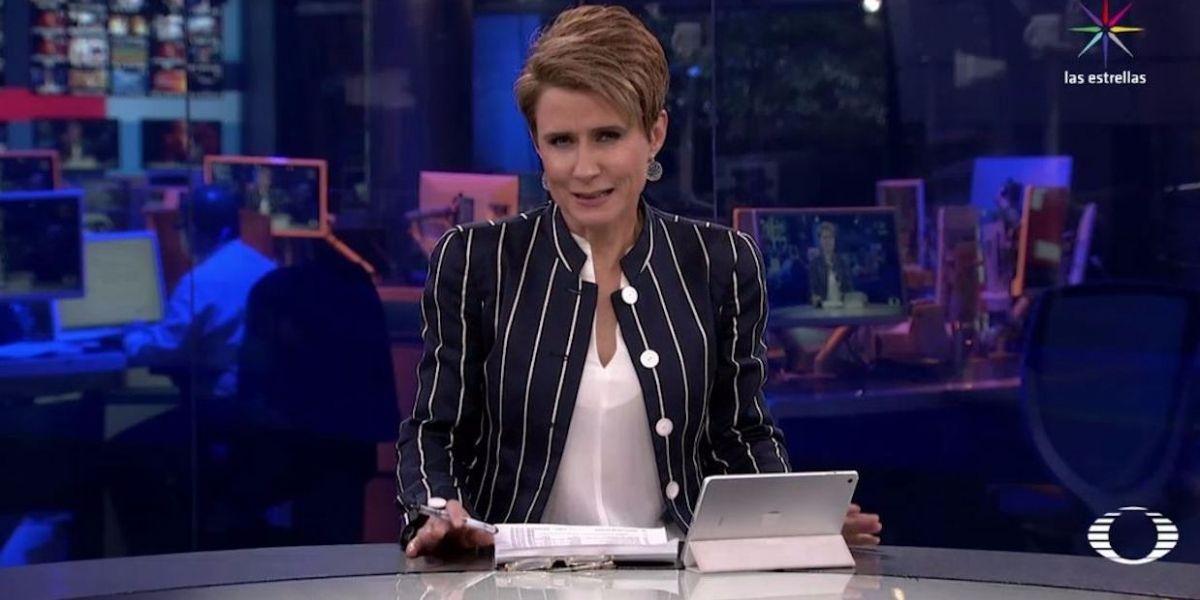 Más cambios en Televisa, Denise Maerker deja su horario