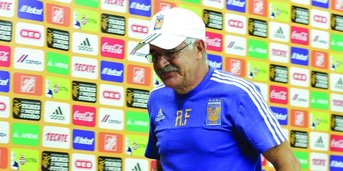 Ricardo Ferretti espera cobrar revancha ante Rayados