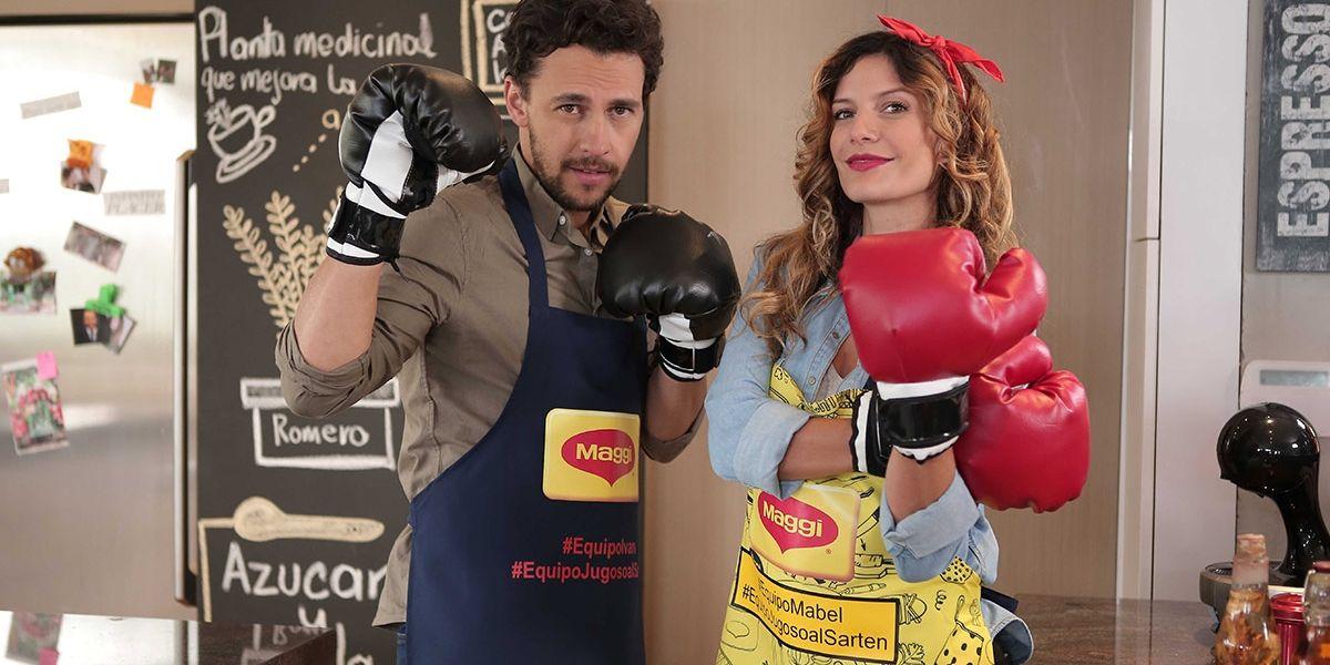 Mabel Moreno e Iván López se distanciarán
