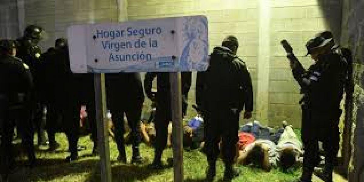 Según MP, hay sentencias condenatorias y casos en investigación por abusos en Hogar Seguro