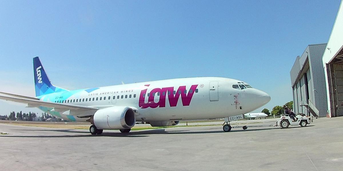 Definitivo: DGAC negó el permiso a aerolínea LAW para operar en Chile