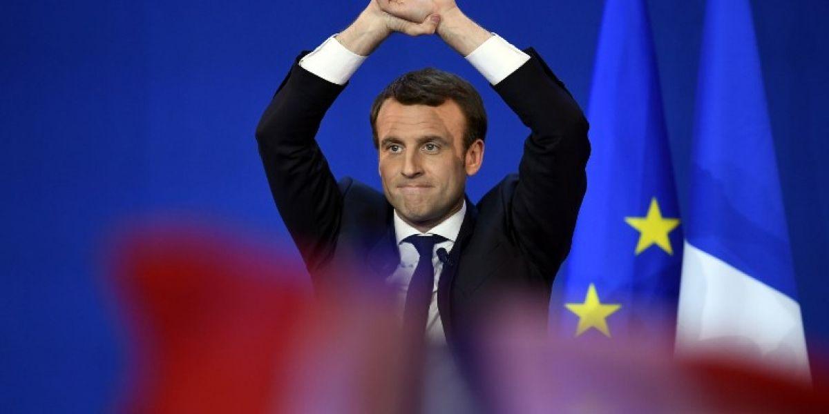 Los principales desafíos del nuevo presidente de Francia: Emmanuel Macron