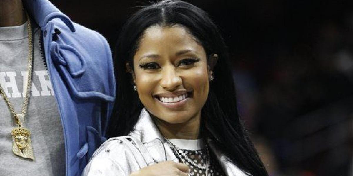 Nicki Minaj reparte becas universitarias a seguidores
