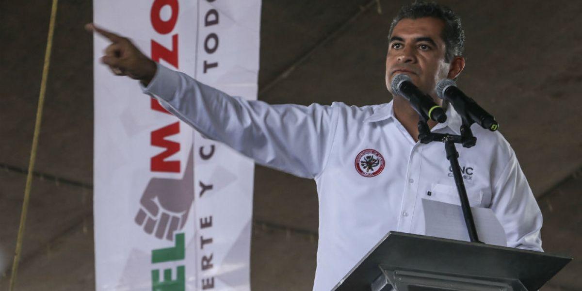 Ochoa Reza llama a combatir el populismo en Edomex