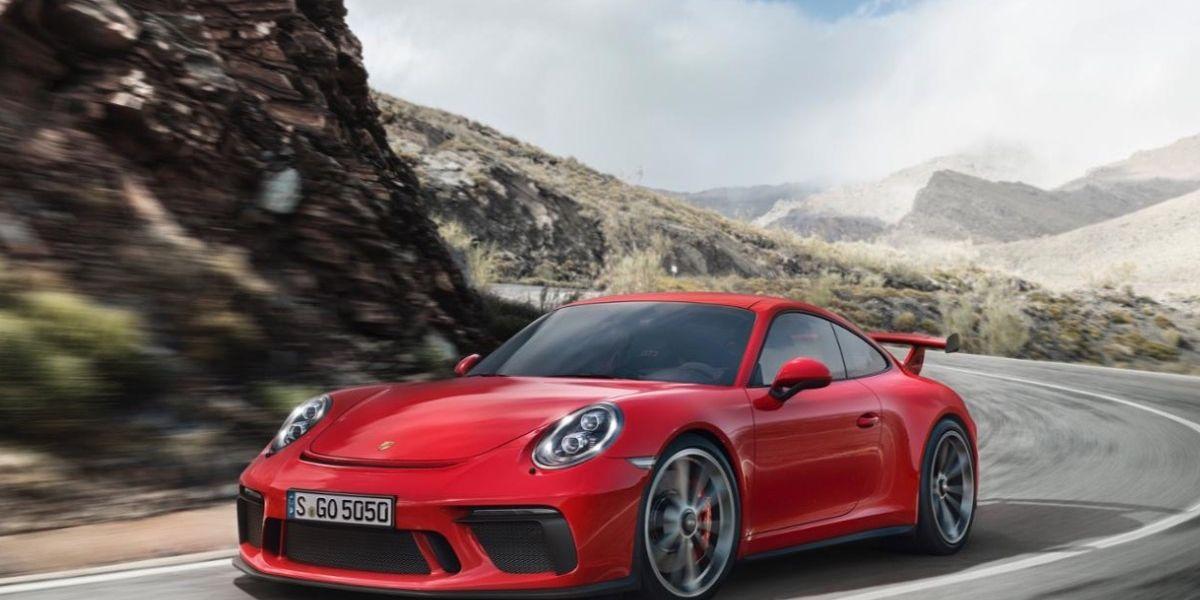 El Porsche 911 GT3 se supera a sí mismo en Nürburgring