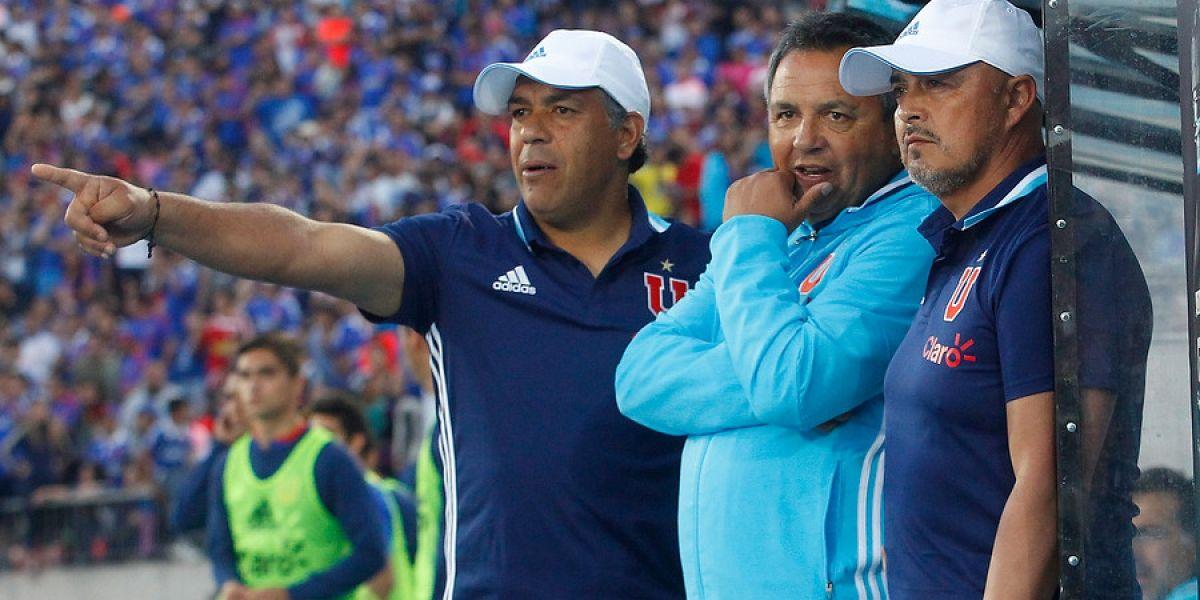 Castañeda reveló al goleador internacional que buscaban para la U