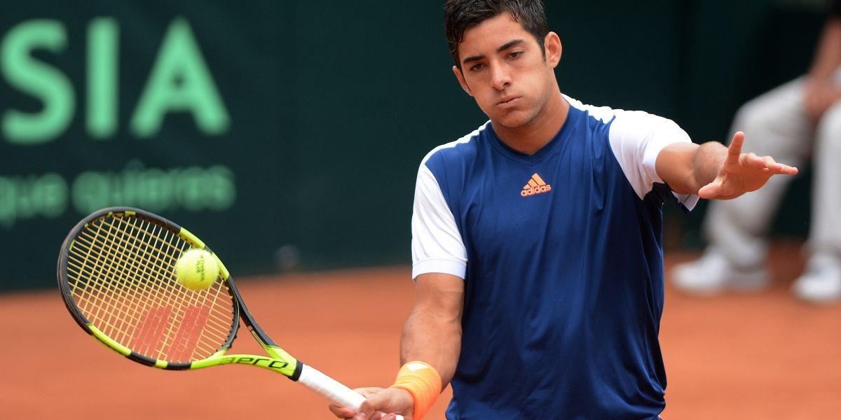 Christian Garín tuvo un leve ascenso en el ranking ATP y sigue como 1 de Chile