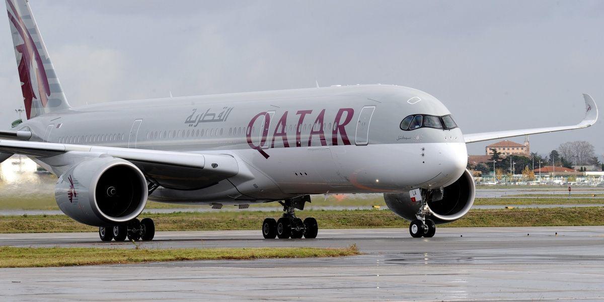Qatar Airways patrocinará mundiales de Rusia y Catar