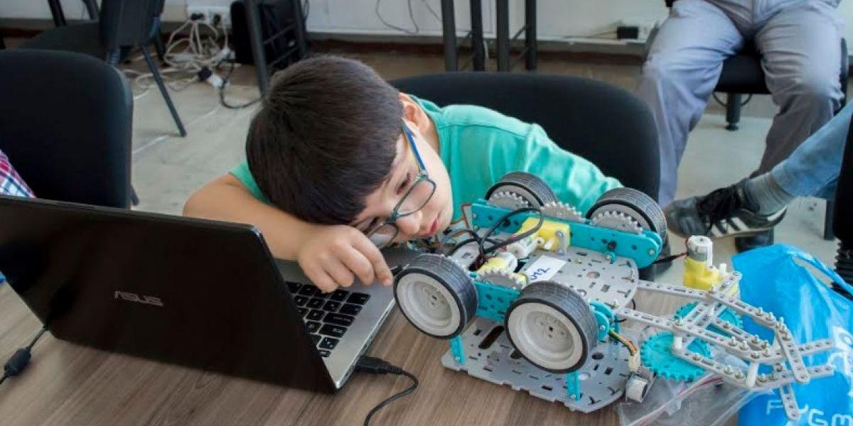 Por primera vez se realizará en Medellín el mundial de robótica RoboRave 2017