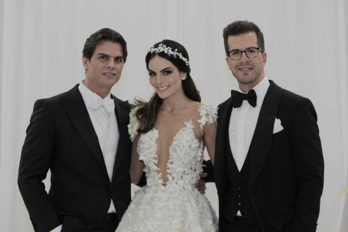 Vestidos de novia que uso ximena navarrete