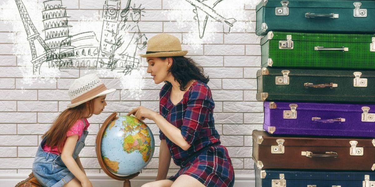 El viaje ideal para mamá según su personalidad