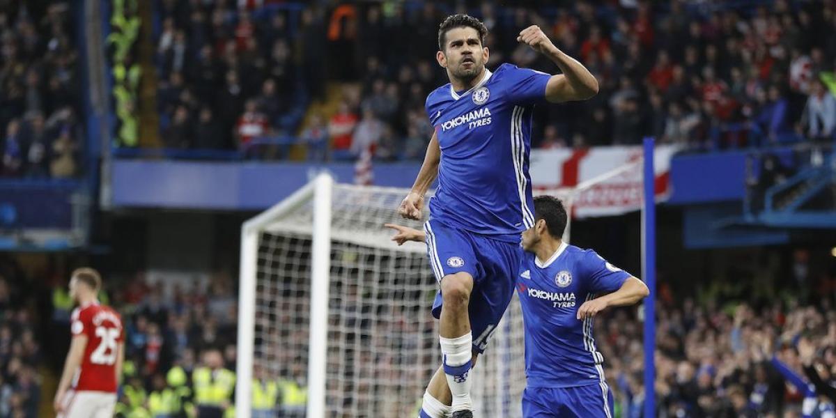 Chelsea está a un triunfo del título de la Premier League