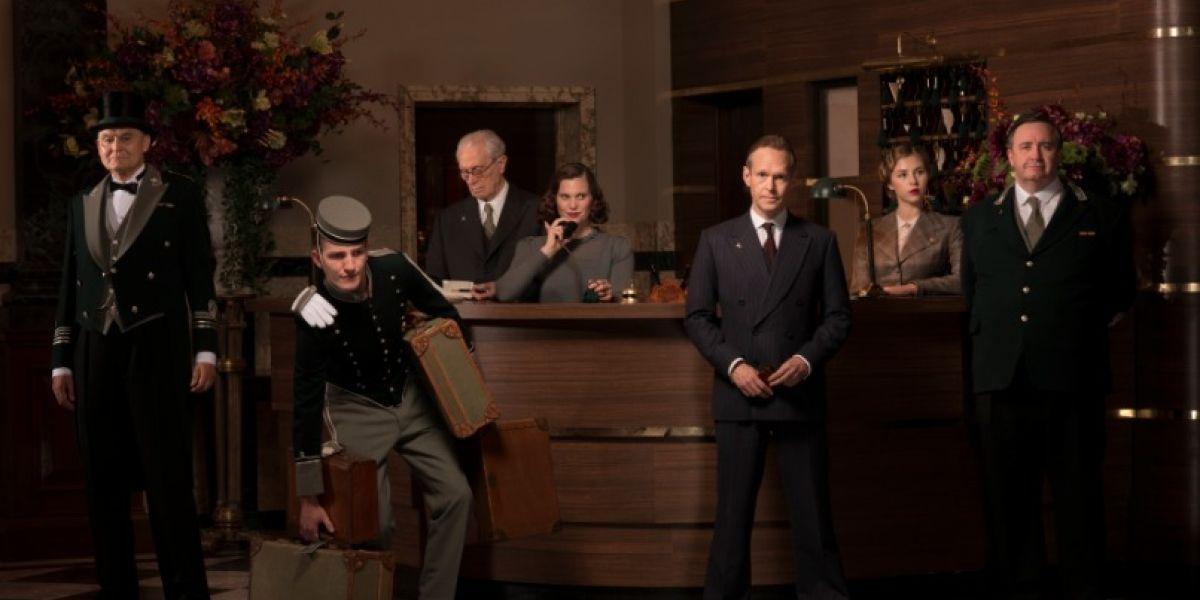 'The Halcyon', el drama de época que se vive en un hotel cinco estrellas