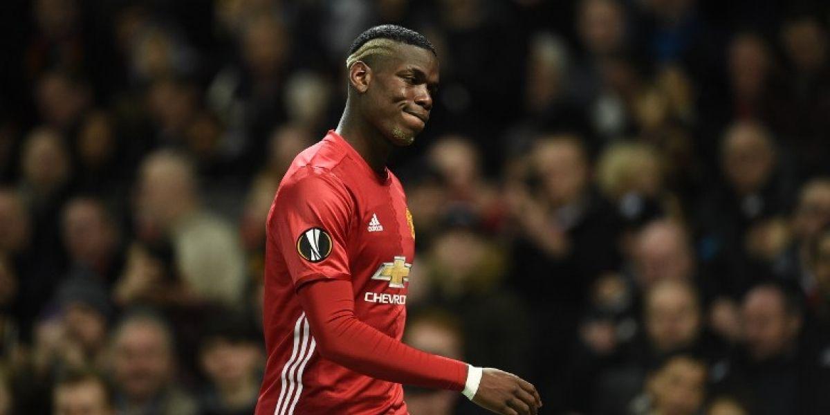 La FIFA investiga el fichaje de Paul Pogba al Manchester United