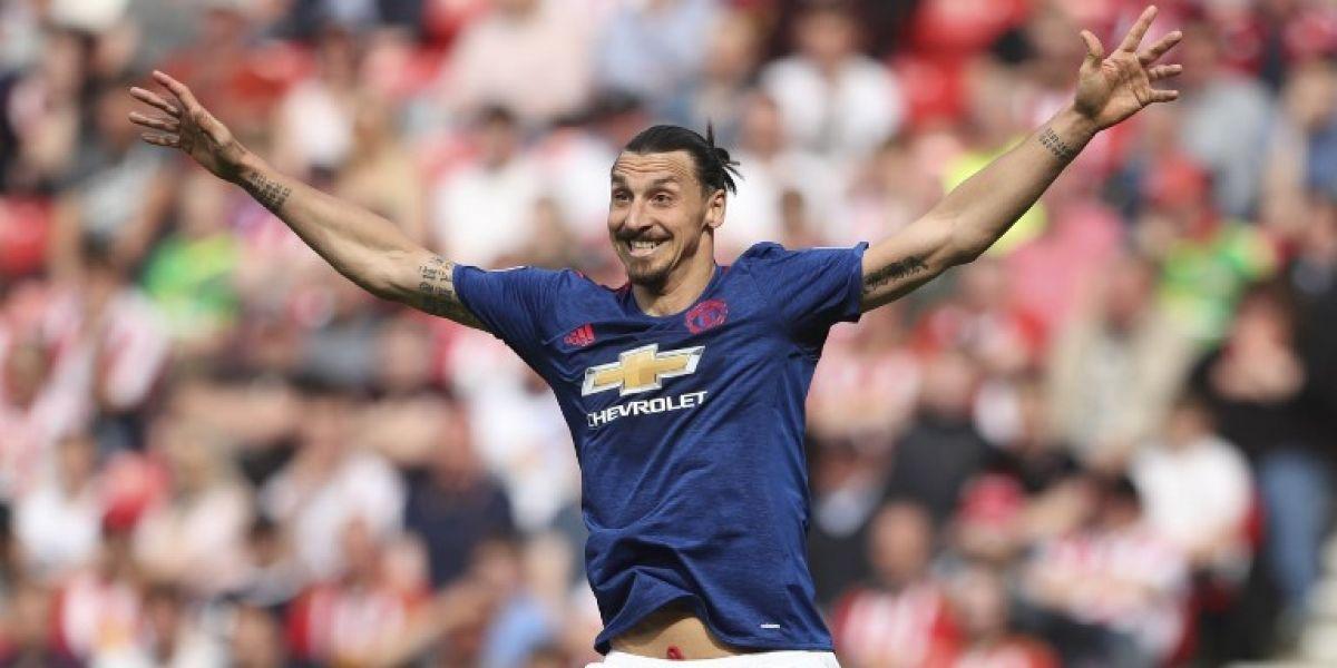 """Zlatan Ibrahimovic: """"Björn Borg es el único sueco que se acerca a mi nivel"""""""