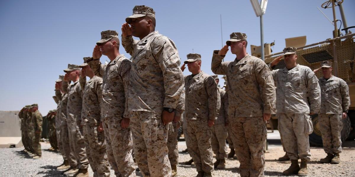 Trump estudia enviar 3.000 soldados más a Afganistán