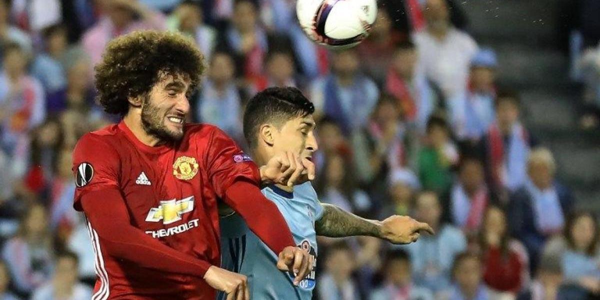 El Tucu Hernández se recupera y estará en la revancha ante el Manchester United