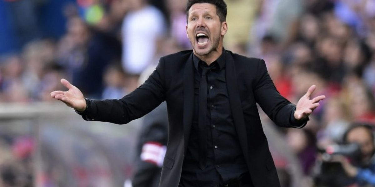 """La fe de Simeone: """"Iremos segundo a segundo en busca de pasar la eliminatoria"""""""