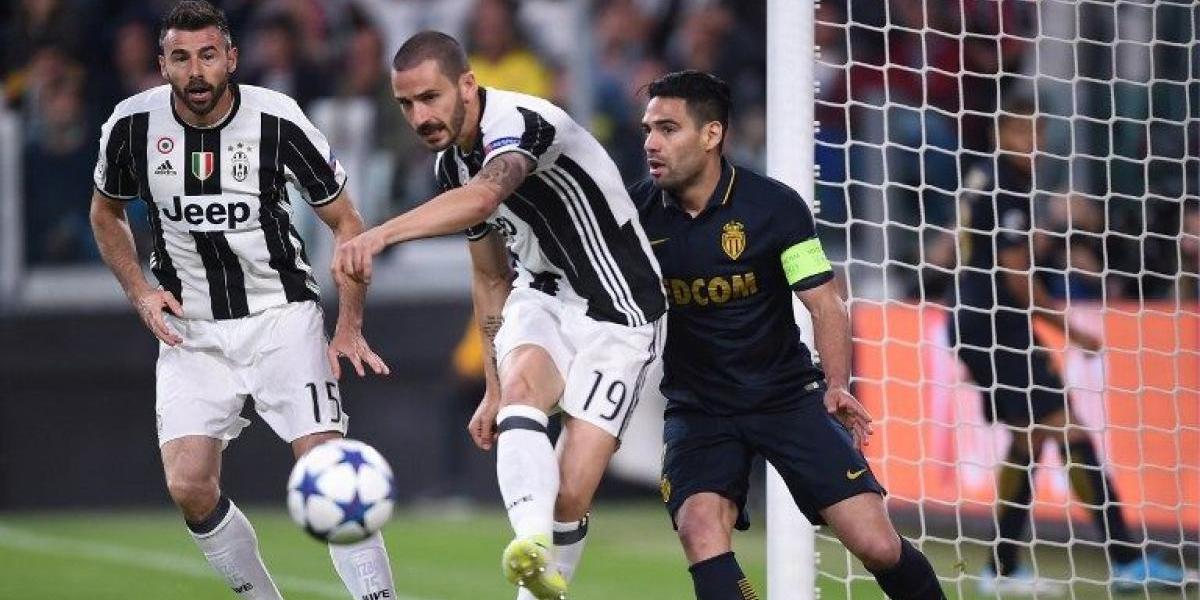En Directo: Juventus vence con comodidad al Mónaco y se mete en la final de la Champions