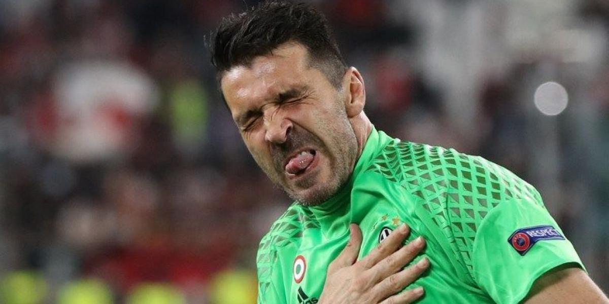 Gianluigi Buffon , la leyenda que va por su merecida recompensa en Champions