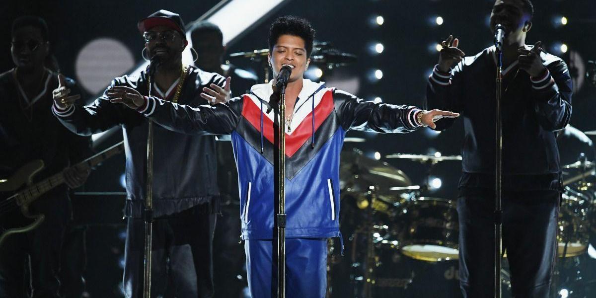 Bruno Mars se suma a los conciertos masivos de venta más rápida en Chile
