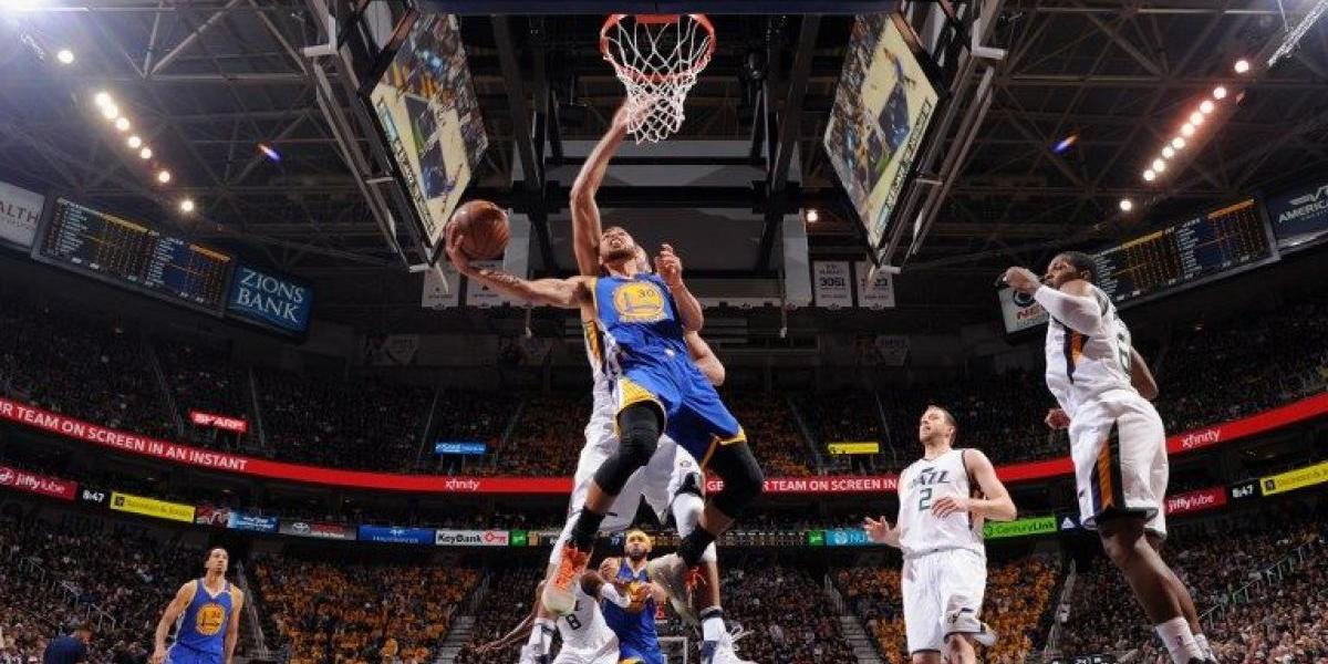 Golden State barre con Utah y espera rival en la final del Oeste en la NBA