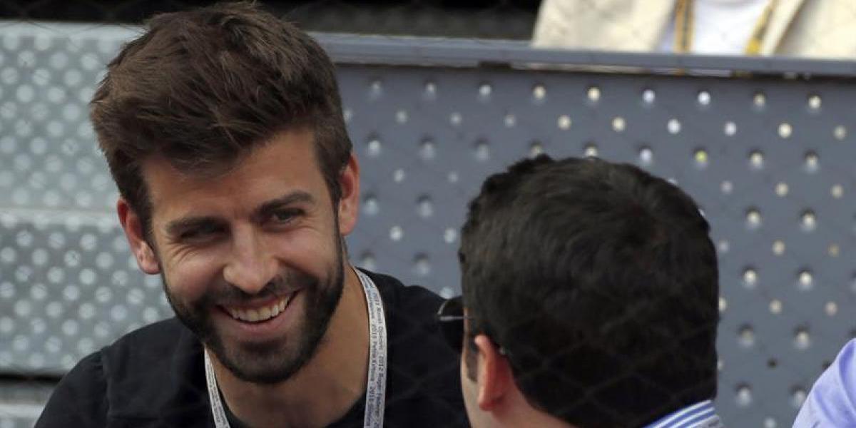 La rivalidad Madrid-Barça pasó al tenis con pifias a Piqué en Masters madrileño