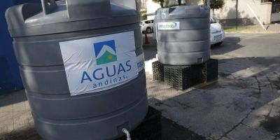 Aguas Andinas en