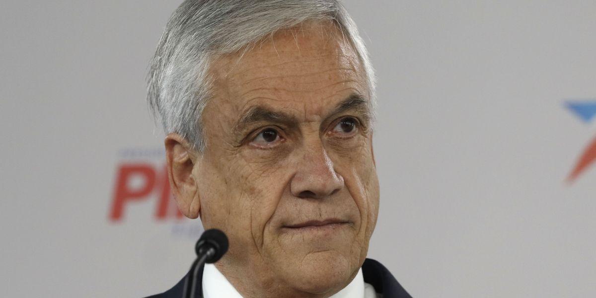 """Piñera aseguró que no aceptará a """"cualquier persona que quiera venir a Chile"""""""