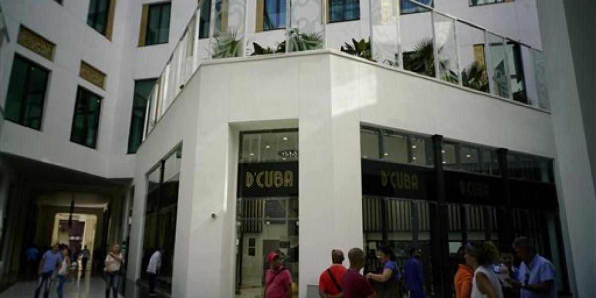 Cuba tiene su primer centro comercial de lujo