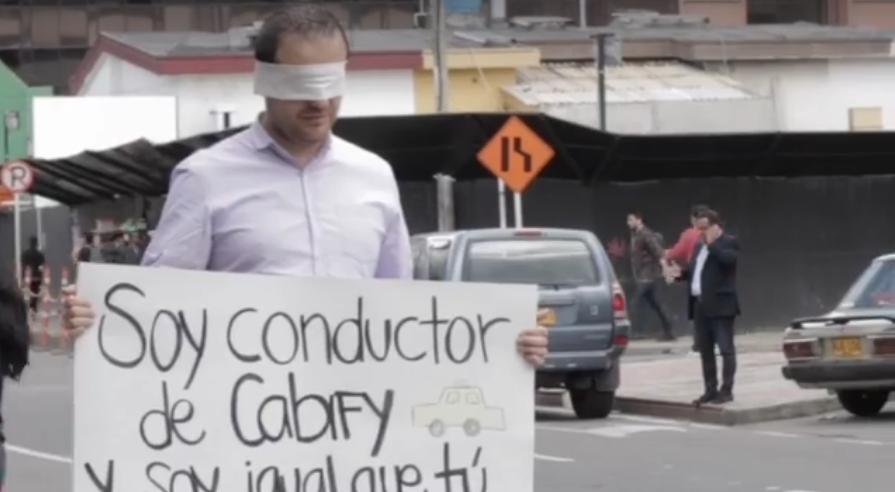 El video con el que Cabify buscar hacer las paces con los taxistas