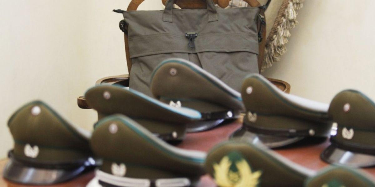 Este martes formalizan a otros nueve imputados por fraude en Carabineros